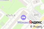 Схема проезда до компании Анадырь в Москве