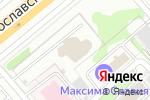 Схема проезда до компании Техночайна в Москве