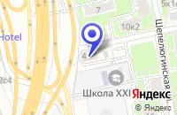 Схема проезда до компании СЕГМЕНТ ПЛЮС в Москве