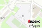 Схема проезда до компании Средняя общеобразовательная школа №1360 с углубленным изучением математики в Москве