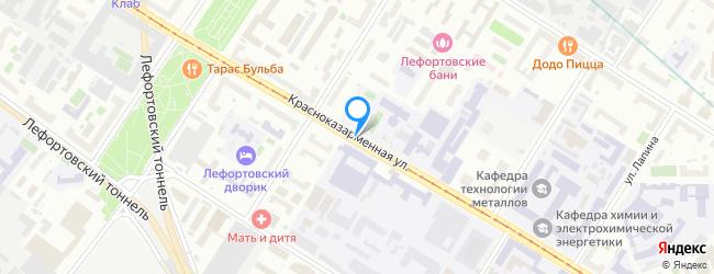 Красноказарменная улица