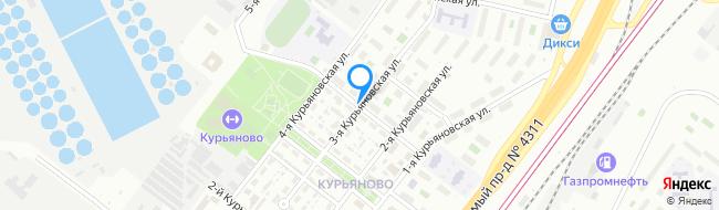 улица Курьяновская 3-я