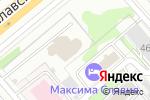 Схема проезда до компании Юнитрейд в Москве