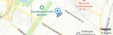 Мастер-Комп на карте Москвы