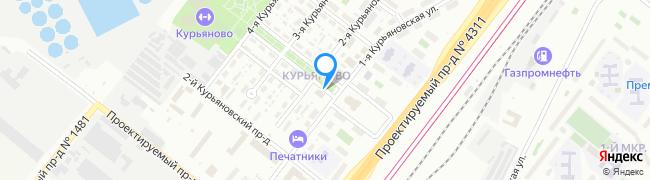 Курьяновский бульвар