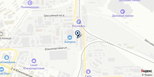 Пилот-Групп на карте Москве