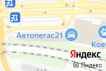 Схема проезда до компании ФинУспех в Москве