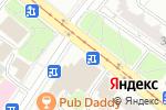 Схема проезда до компании Киоск по продаже проездных билетов в Москве