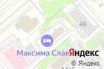 Схема проезда до компании Инфогарантсервис в Москве