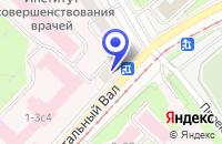 Схема проезда до компании ФИТНЕС-КЛУБ SWIM & GYM в Москве