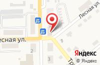 Схема проезда до компании Ай-Петри в Липках