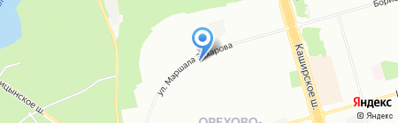 Мастер Сорб на карте Москвы