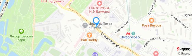 Солдатская улица