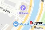 Схема проезда до компании На Яузе в Москве