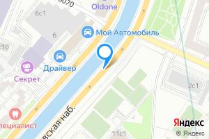 Двухкомнатная квартира в Москве м. Электрозаводская, Семёновская набережная