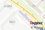 Схема проезда до компании Ортомода в Москве