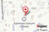 Схема проезда до компании Областной Единый Информационно-Расчетный Центр в Липках