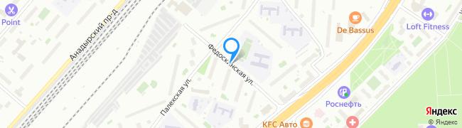 Федоскинская улица