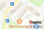 Схема проезда до компании Эвеко-мебель в Москве