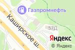 Схема проезда до компании Реинвест в Москве