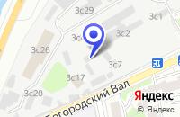 Схема проезда до компании ТРАНСПОРТНАЯ КОМПАНИЯ ЭФФЕКТИВНАЯ ЛОГИСТИКА в Москве