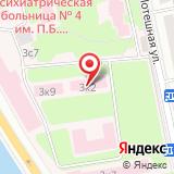 Городская клиническая психиатрическая больница №4 им. П.Б. Ганнушкина