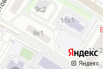 Схема проезда до компании Fenix911 в Москве