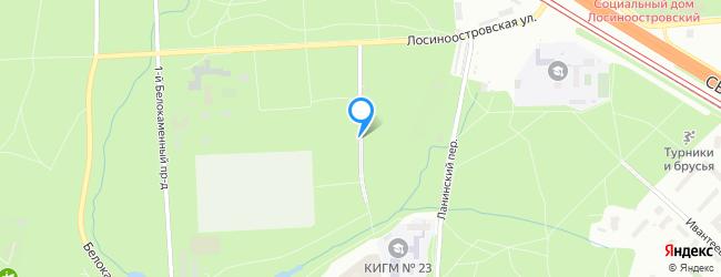 проезд Белокаменный 2-й