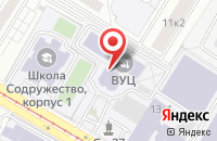 Схема проезда до компании Издательский Дом Мэи в Москве