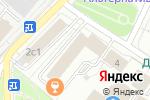 Схема проезда до компании 1С: Мебель в Москве