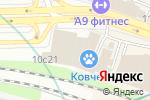 Схема проезда до компании Мебель Холдинг в Москве