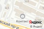 Схема проезда до компании SPAgiria в Москве