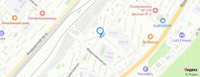 Палехская улица
