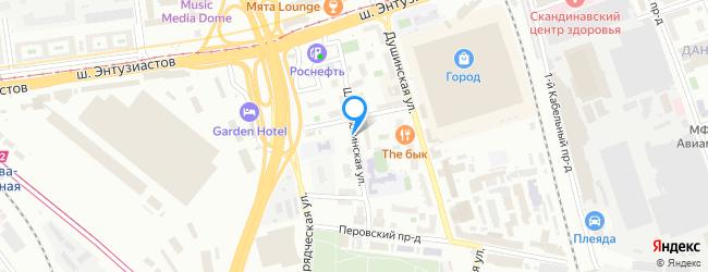 Шепелюгинская улица
