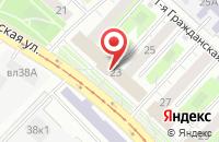 Схема проезда до компании Фирма Терминал в Москве