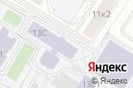 Схема проезда до компании Умный Дом в Москве