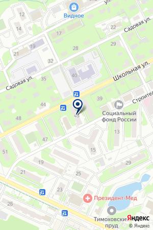 ИСТОРИКО-КУЛЬТУРНЫЙ ЦЕНТР ЛЕНИНСКОГО РАЙОНА на карте Видного