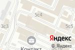Схема проезда до компании Росэлектрика в Москве