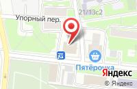 Схема проезда до компании Мим Трейд в Москве