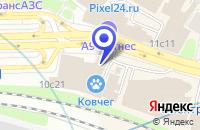 Схема проезда до компании АВТОСЕРВИСНОЕ ПРЕДПРИЯТИЕ ЗУЕВ В.Н. в Москве