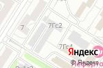 Схема проезда до компании Армстронг Интернешнл в Москве