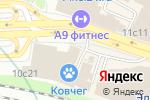 Схема проезда до компании Мебель-Муром в Москве