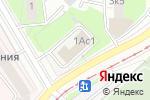 Схема проезда до компании Спортивная секция Каратэ в Москве