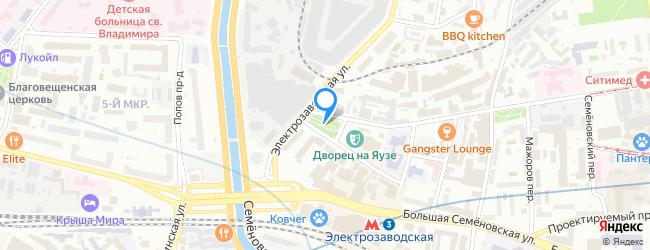 площадь Журавлёва