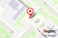 Схема проезда до компании Неугасимая Лампада в Москве