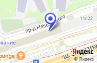 Схема проезда до компании АКБ ЕВРОМЕТ БАНК в Москве