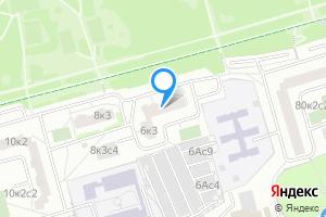 Однокомнатная квартира в Москве ул. Маршала Захарова, 6к3