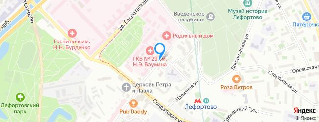 Солдатский переулок