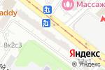 Схема проезда до компании MOKAclub в Москве