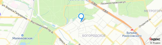 район Богородское